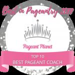 2017 TOP 10 BEST PAGEANT COACH
